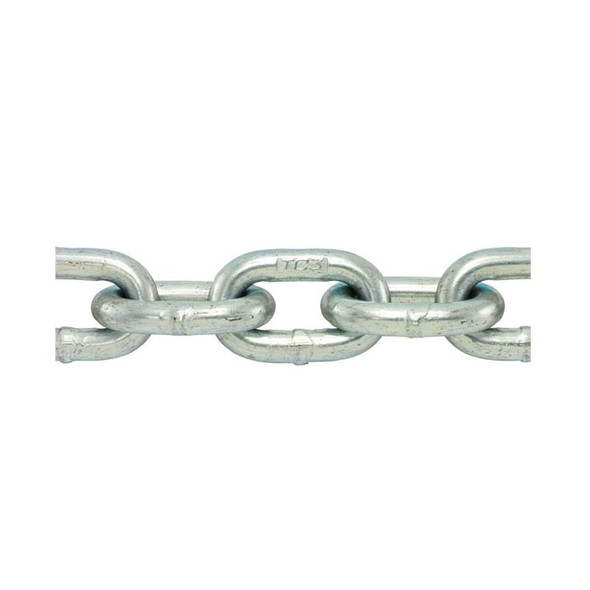 "5/16"" Proof Coil Chain, Grade 30 - Sold by Foot"