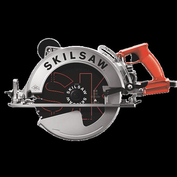 "SKIL 10-1/4"" Magnesium Worm Drive Skilsaw"