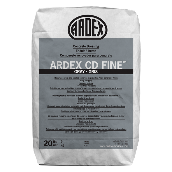 Ardex CD Fine Concrete Dressing 20 lb Bag