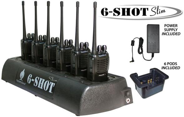Klein Blackbox 6 Unit Radio Charger
