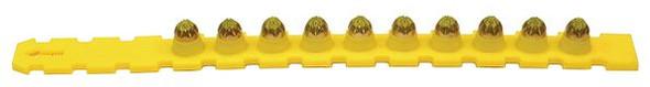 Simpson .27 Caliber Plastic Strip Loads Yellow