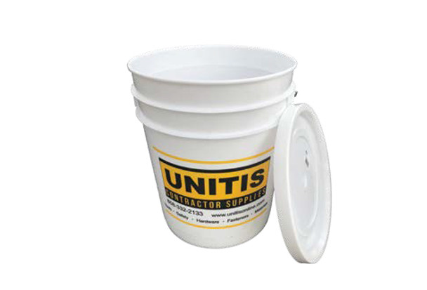 Plastic Bucket (Lid sold separately)