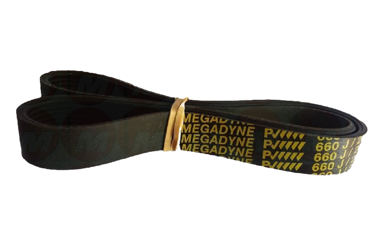 D/&D PowerDrive 520J12 Poly V Belt