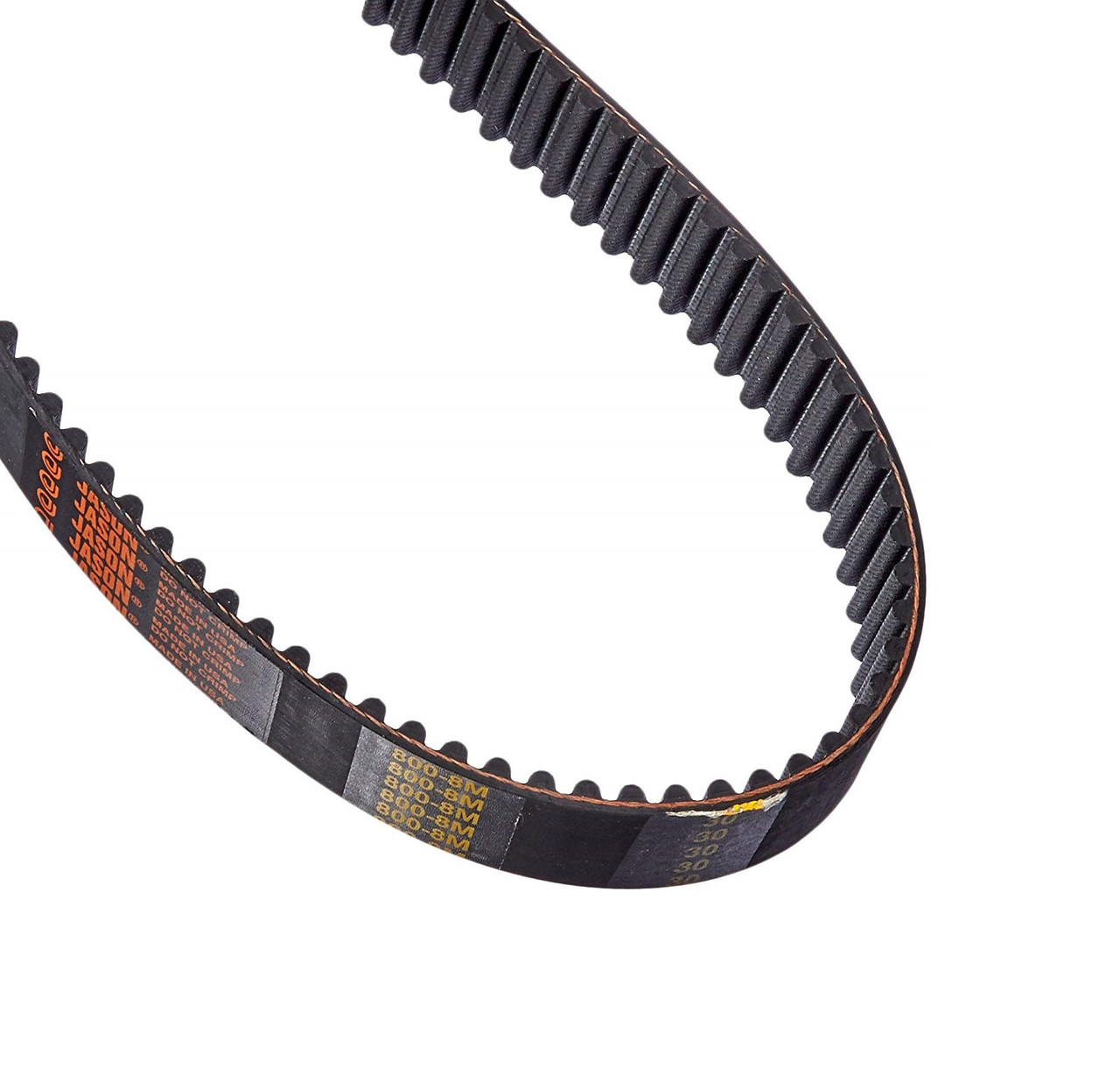Jason Industrial 1360-8M-80 HTD TIMING BELT FACTORY NEW!