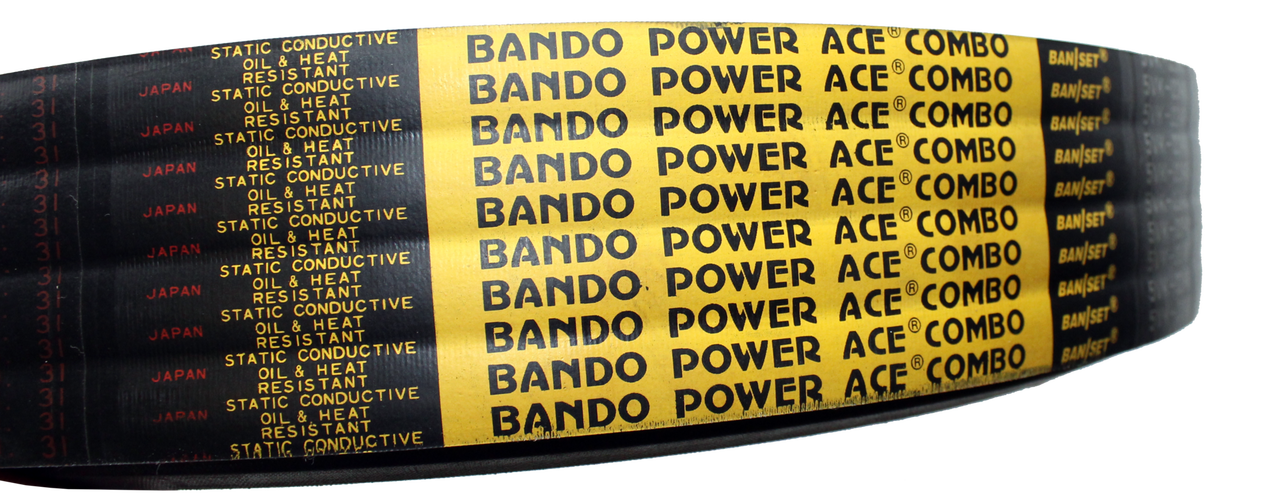 D/&D PowerDrive RB59-2 Banded V Belt