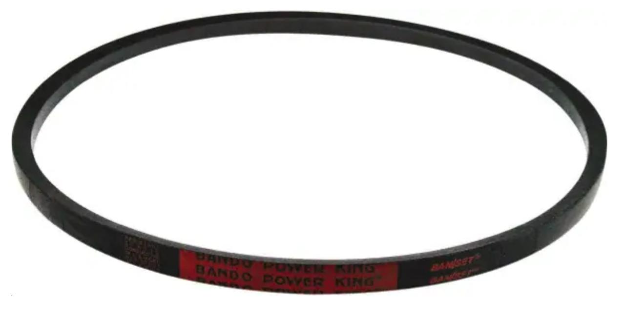 3 Number of Band Rubber D/&D PowerDrive 3//5V1800 Banded V Belt