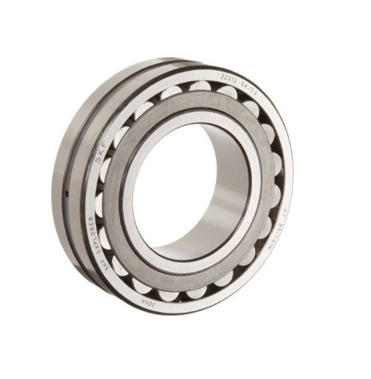 22211E-2RS Consolidated Bearing SPHERICAL ROLLER BEARINGS