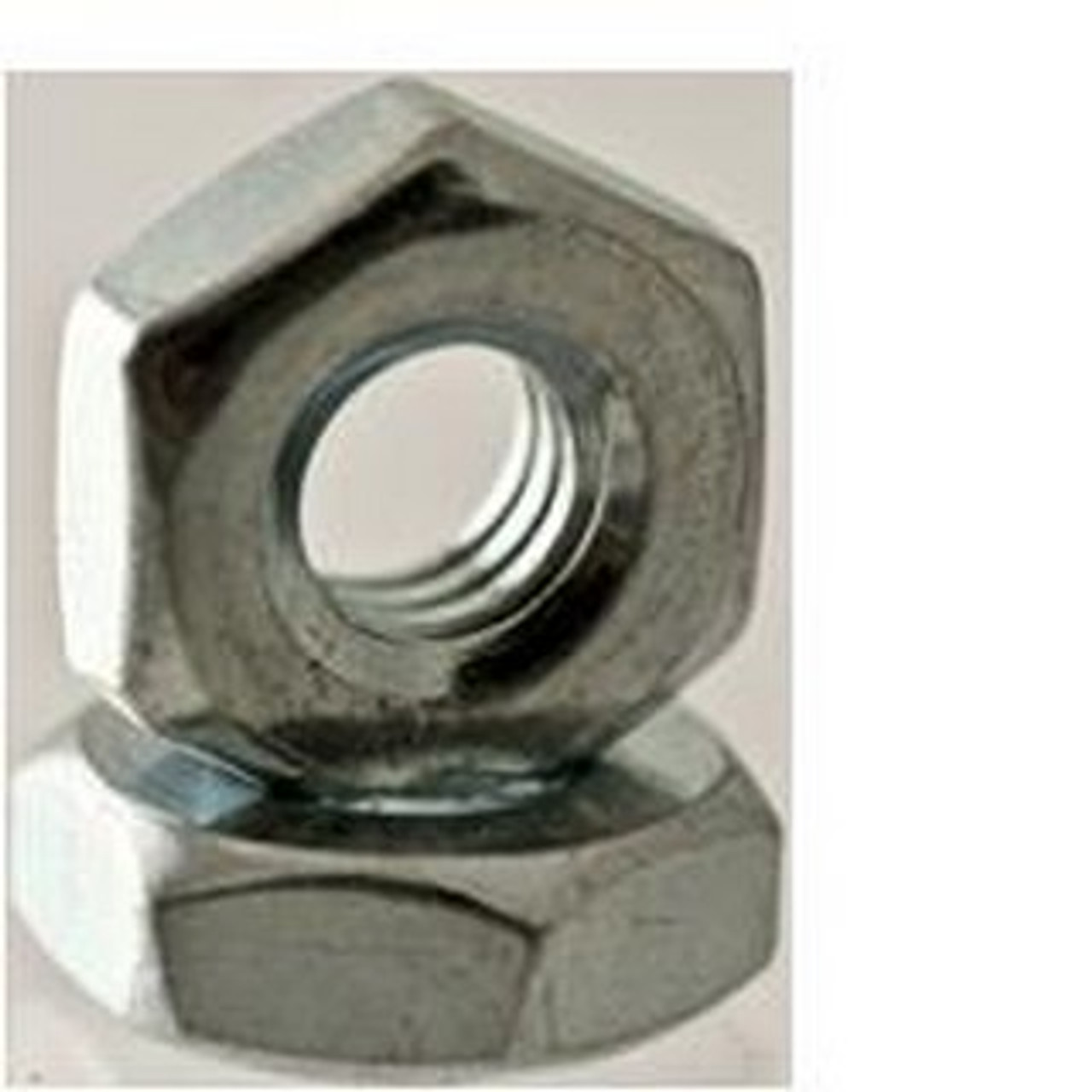 Qty 1000 Stainless Steel Hex Machine Screw Nut Small Pattern #4-40