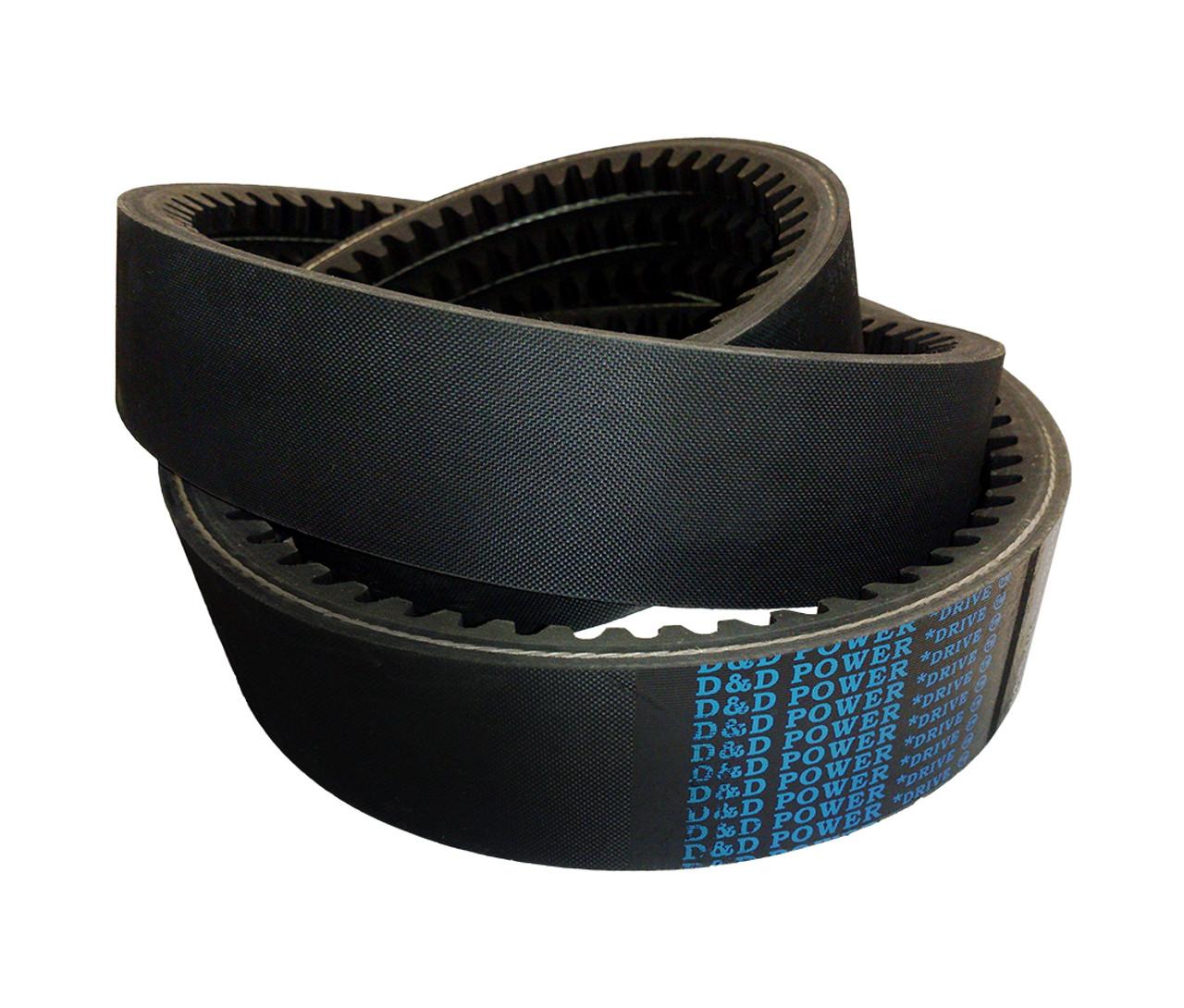 D/&D PowerDrive 4-8V1250 Banded V Belt