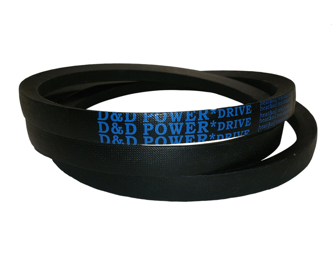 D/&D PowerDrive 280J10 Poly V Belt