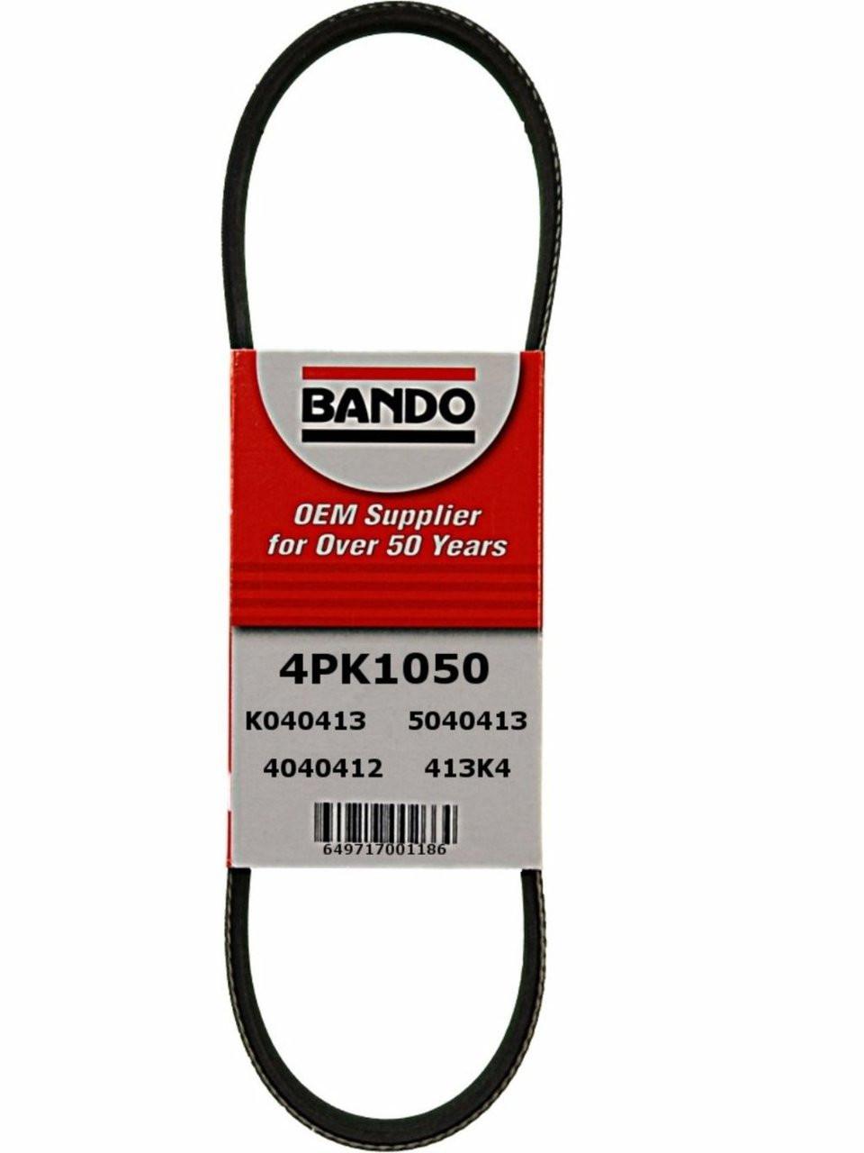 Bando 4PK1310 Belts