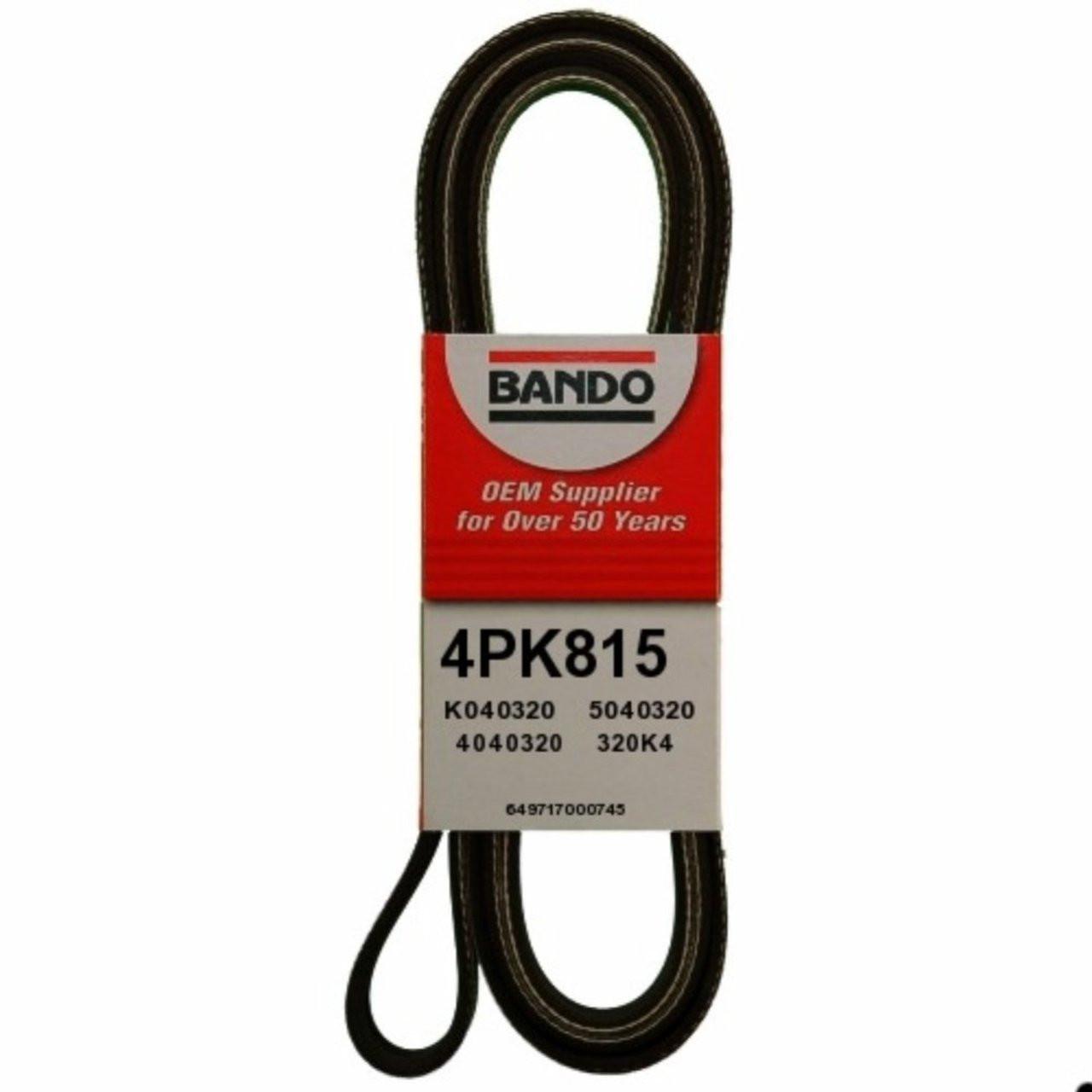NAPA AUTOMOTIVE 25-040320 Replacement Belt