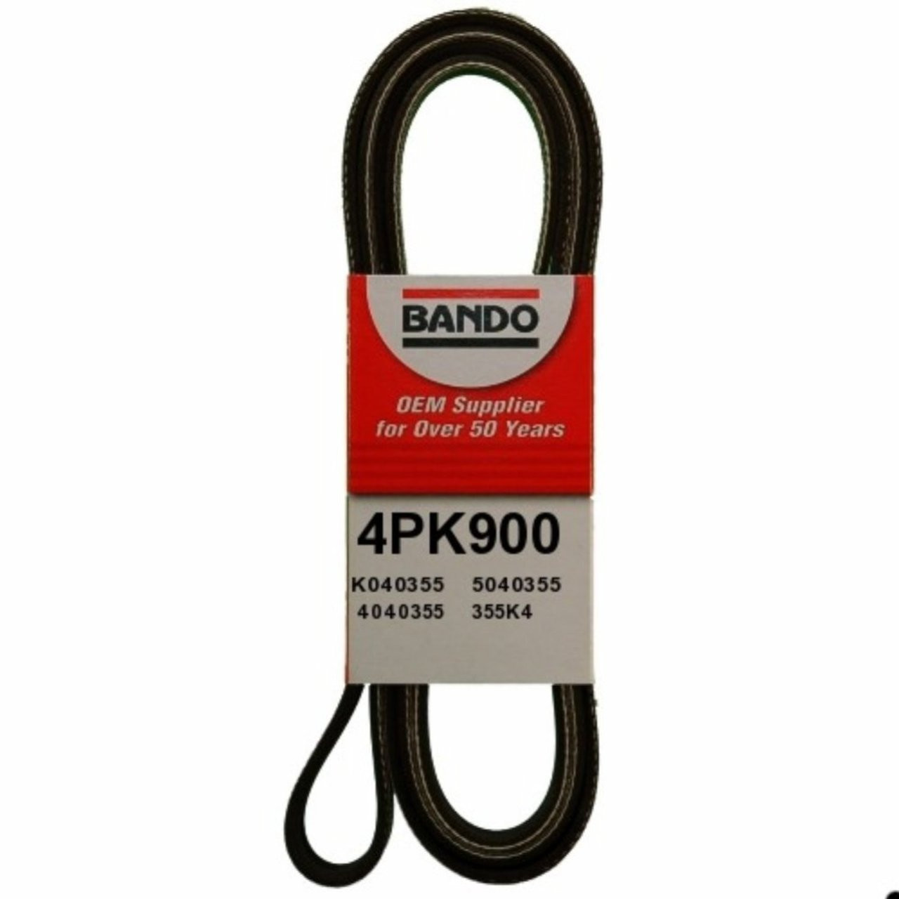 AC DELCO 4K355 Replacement Belt