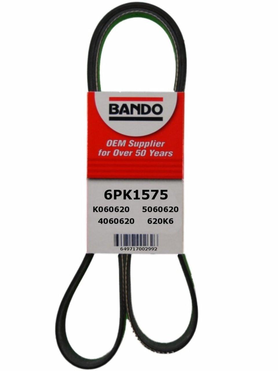 NAPA AUTOMOTIVE 25-060620 Replacement Belt