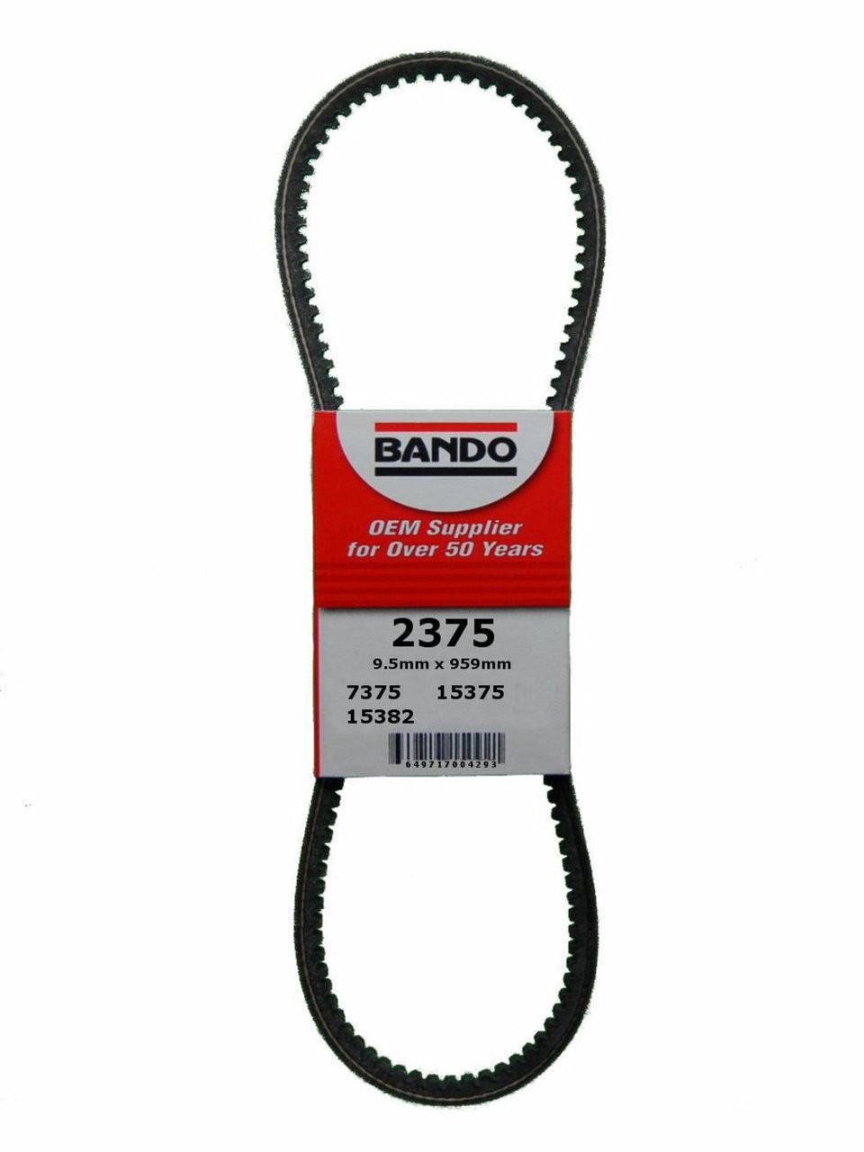Dayco 15370 Fan Belt