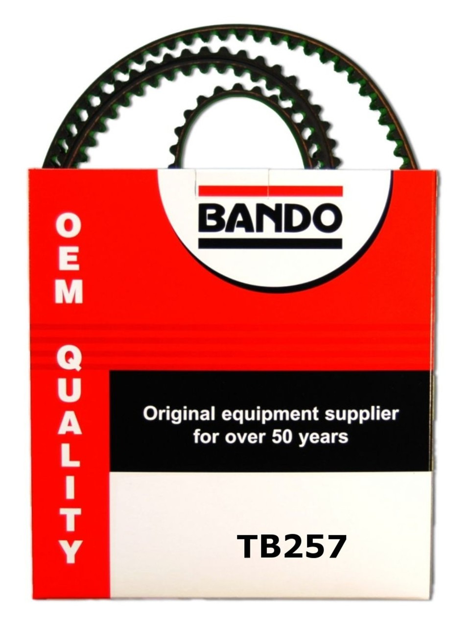 D/&D PowerDrive 400-S8M-2000 Timing Belt