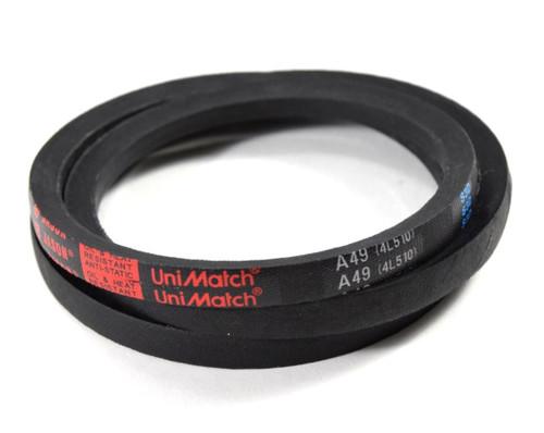 1432 Jason UniMatch A144 V-belt FREE SHIPPING FREE RETURNS