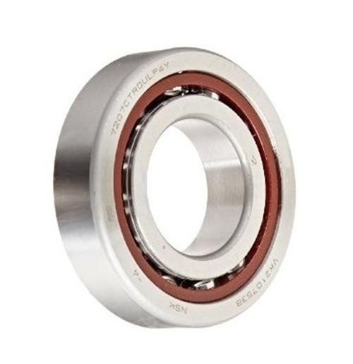 7215CTRP4Y, NSK Single Row Ball Angular Contact Bearing for sale at World Bearing Supply
