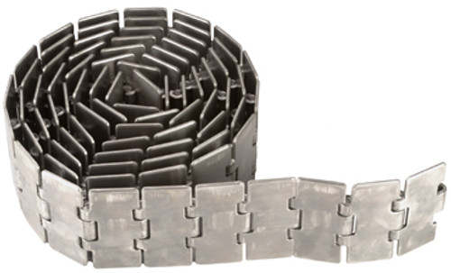 SS815K7-1/2, SS915K7-1/2 Rexnord Series 815/915 Stainless Tabletop Chain