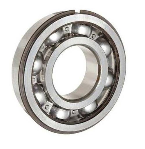 43305/6305NR, L&S Single Row Ball Bearing, 25 mm Inside Diameter