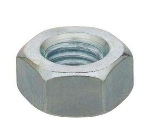 "319100, Hex Nuts, 7/16""-14, Coarse, Low Carbon Zinc Cr+3"