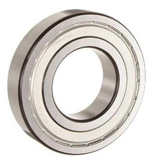6003ZZ, 6003ZZ, TPI Single Row Ball Bearing, 17 mm Inside Diameter