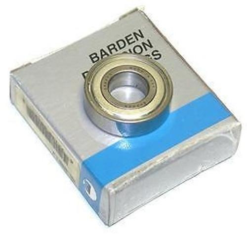6201-2Z Barden Ball Bearing, 12mm Bore Bearing at Mechanidrive