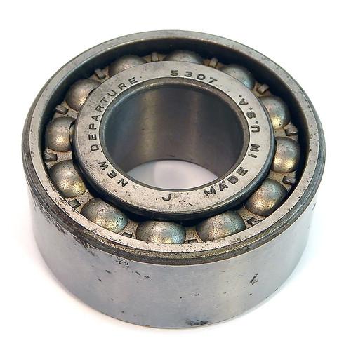 3205 New Departure Ball Bearing, 25mm Bore Bearing at Mechanidrive