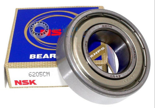 6204ZZC3 NSK Ball Bearing, 20mm Bore Bearing at Mechanidrive