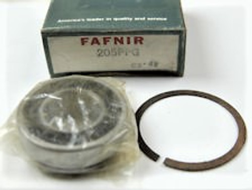200PPG Fafnir Ball Bearing, 10mm Bore Bearing at Mechanidrive