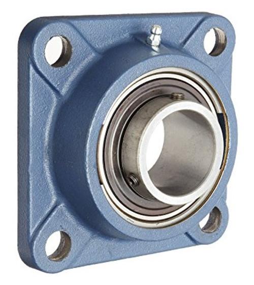 "UCF211-35 NBR Bearings, 4-Bolt Flange Unit Bearing, 2-3/16"" Shaft"