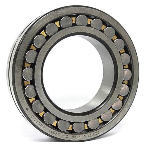 22205CSV20 Steyr Spherical Roller Bearing, 25mm Straight Bore