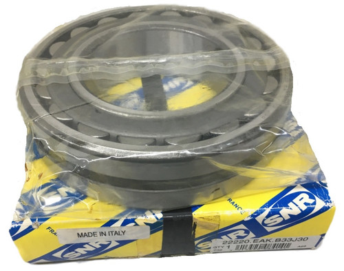 21316VK SNR Spherical Roller Bearing, 80mm Tapered Bore