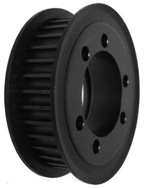 P48-8M-30 QD Flange Bushed Timing Pulley by Masterdrive for Sale at Mechanidrive