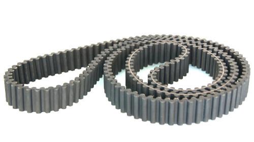 Rubber D/&D PowerDrive D2520-8M-50 Double Sided Timing Belt