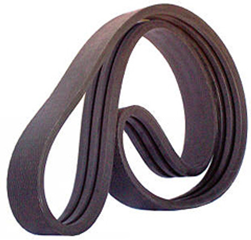 D/&D PowerDrive 3B60 Banded V Belt 3 Number of Band Rubber
