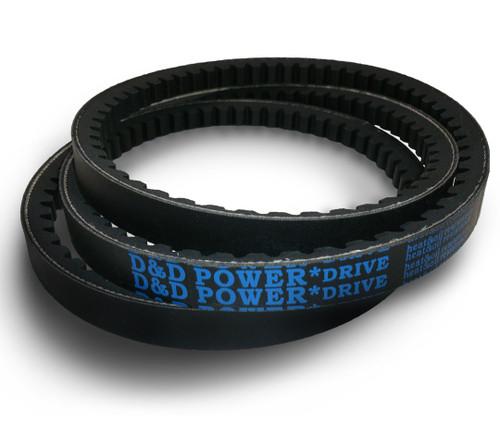 D/&D PowerDrive 5//5VX1180 Banded Cogged V Belt