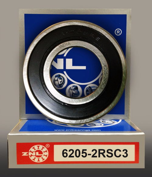 "1657-2RS, ZNL Single Row Ball Bearing, 1-1/4"" Inside Diameter for sale at Mechanidrive"