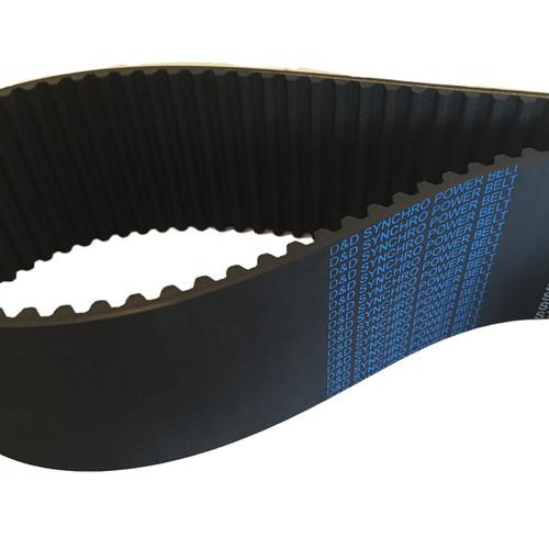 D/&D PowerDrive 25-9680 NAPA Automotive Replacement Belt Rubber