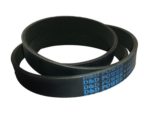 D/&D PowerDrive B1G68100 SUNBELT Outdoor Products Kevlar Replacement Belt Aramid