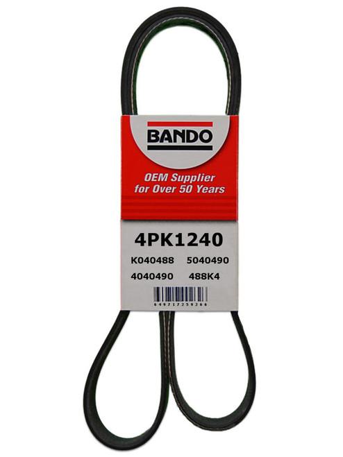 Gates K040365 Serpentine Belt for K01118381A 1192042L01 4PK0930 365K4 kx