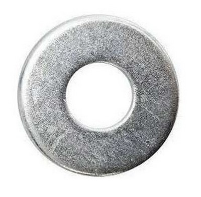"3//4/"" Flat Washer SAE Pattern Low Carbon Steel Plain Finish"