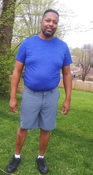 """Target Item #81637775 Men's 9"""" Hybrid Swim Shorts """"I am 6'1"""" and I have a 45"""" chest. I am 38"""" at the waist and 44"""" around the hips. this xl light blue shorts are real nice to wear around the house or on a business casual day at work. they fit really great to lounge around everywhere you go to enjoy the time. their fun to walk around the town and the beach to soak in the sun as your relaxing in the shade. they can be used as swim trunks to as you go to the water.. This item has pockets. I received an incentive to write this review. Hope it helps you!"""" Shop this item at https://www.target.com/"""