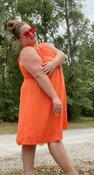 Target Item #81593753 Women's Plus Size Short Sleeve T-Shirt Dress Shop this item at https://www.target.com/