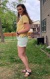 Walmart Item #901800066 Scoop Women's Retro Boy Shorts Shop this item at https://www.walmart.com/