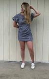 Target Item #82004002 Women's Ruffle Short Sleeve Dress  Shop this item at :https://www.target.com/