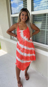 """Store Item #82149275 Women's Dip-Dye Sleeveless Dress """"I am 5'3"""" and I wear a 32B bra size. I am 26"""" at the waist and 37"""" around the hips. such a beautiful lightweight dress! this dress could be a cute sun dress, especially in this hot summer weather. i wish i had a cute big flappy sun hat, which would've made this outfit ten times cuter. the color is so flattering to the skin, will definitely give your summer tan a nice look! love it!. This item does not have pockets. I received an incentive to write this review. Hope it helps you!"""" Shop this item at https://www.target.com/"""