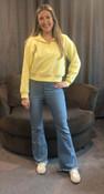 Store Item #81444883 Women's High-Rise Flare Denim Pants  Shop this item at https://www.target.com/