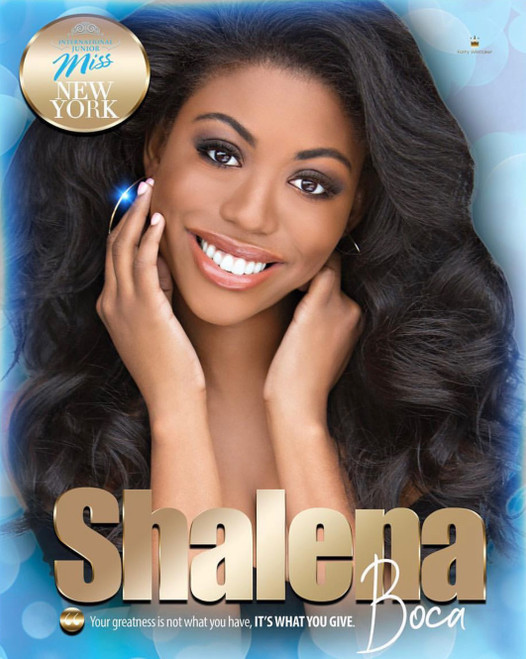 Shalena B.