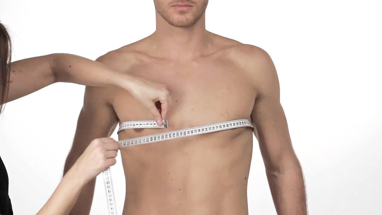 Proper Chest Measurement